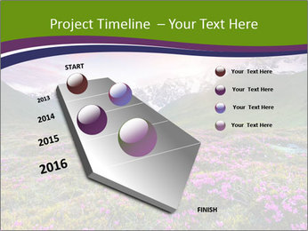 Fantastic colorful sunset PowerPoint Templates - Slide 26