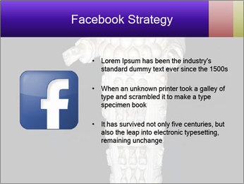 Statue of Artemis PowerPoint Template - Slide 6
