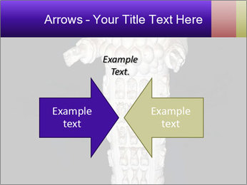 Statue of Artemis PowerPoint Templates - Slide 90