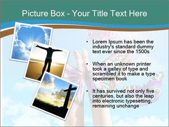 Concept for spiritual symbol of soul PowerPoint Template - Slide 17