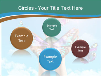 Concept for spiritual symbol of soul PowerPoint Template - Slide 77
