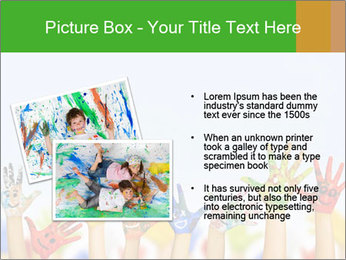 Image of human hands PowerPoint Templates - Slide 20