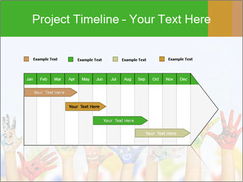 Image of human hands PowerPoint Templates - Slide 25
