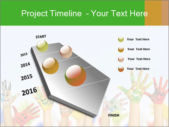 Image of human hands PowerPoint Templates - Slide 26