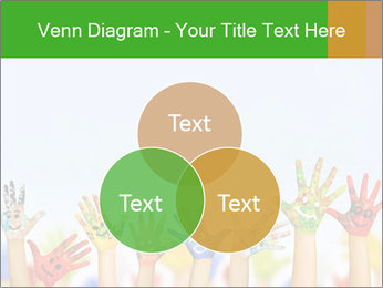 Image of human hands PowerPoint Templates - Slide 33