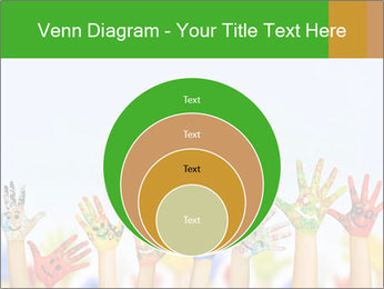 Image of human hands PowerPoint Templates - Slide 34