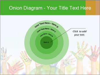 Image of human hands PowerPoint Templates - Slide 61