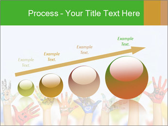 Image of human hands PowerPoint Templates - Slide 87