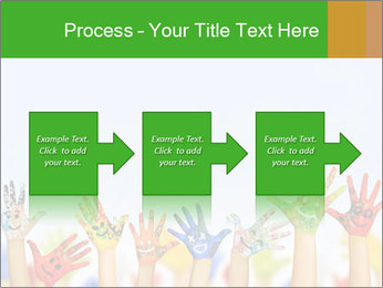 Image of human hands PowerPoint Templates - Slide 88