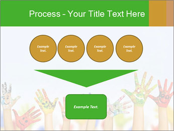 Image of human hands PowerPoint Templates - Slide 93