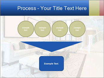 Luxury living room with nice decoration PowerPoint Templates - Slide 93