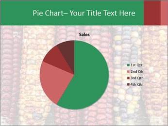 Indian colored corn PowerPoint Templates - Slide 36