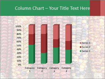 Indian colored corn PowerPoint Templates - Slide 50