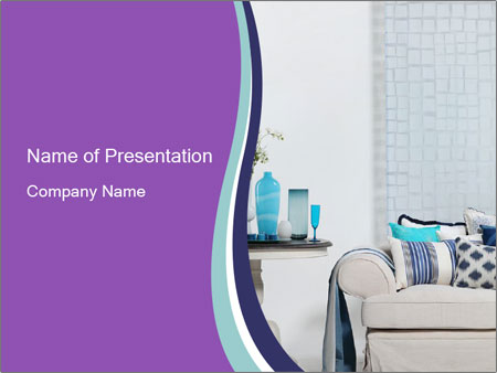 Interior PowerPoint Templates
