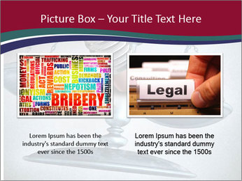 Injustice and discrimination as a concept for breaking the law PowerPoint Templates - Slide 18