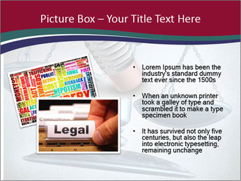 Injustice and discrimination as a concept for breaking the law PowerPoint Templates - Slide 20