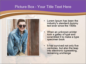 Hipster style PowerPoint Template - Slide 13