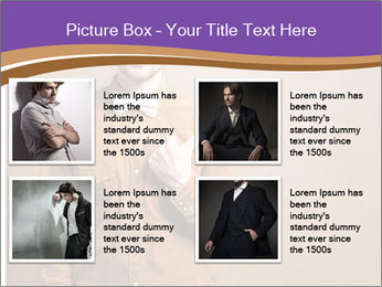 Hipster style PowerPoint Template - Slide 14