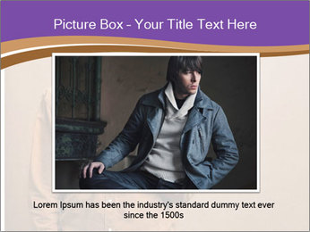Hipster style PowerPoint Template - Slide 15