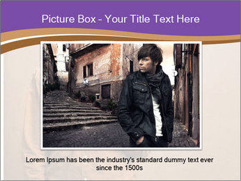 Hipster style PowerPoint Template - Slide 16