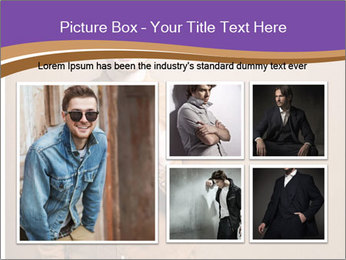 Hipster style PowerPoint Template - Slide 19