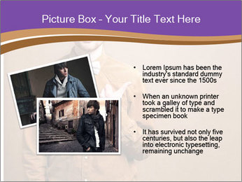Hipster style PowerPoint Template - Slide 20