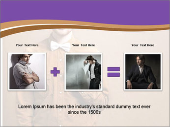 Hipster style PowerPoint Template - Slide 22