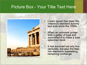 Jesuit mission Ruins PowerPoint Template - Slide 13