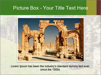 Jesuit mission Ruins PowerPoint Template - Slide 15