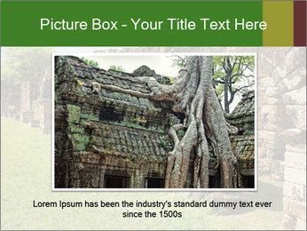 Jesuit mission Ruins PowerPoint Template - Slide 16