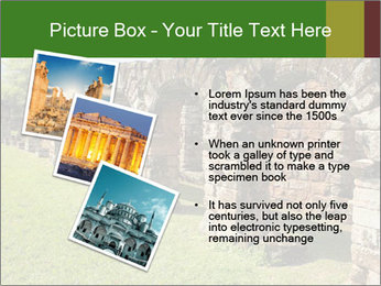 Jesuit mission Ruins PowerPoint Template - Slide 17