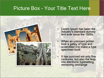 Jesuit mission Ruins PowerPoint Template - Slide 20