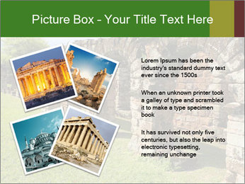 Jesuit mission Ruins PowerPoint Template - Slide 23