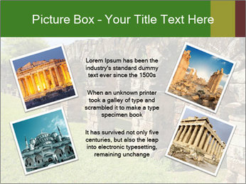 Jesuit mission Ruins PowerPoint Template - Slide 24