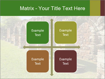 Jesuit mission Ruins PowerPoint Templates - Slide 37