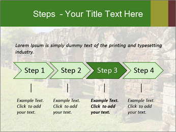 Jesuit mission Ruins PowerPoint Templates - Slide 4