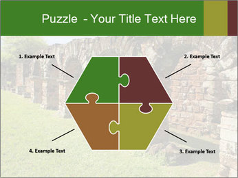 Jesuit mission Ruins PowerPoint Template - Slide 40