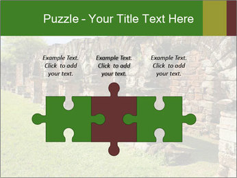 Jesuit mission Ruins PowerPoint Template - Slide 42