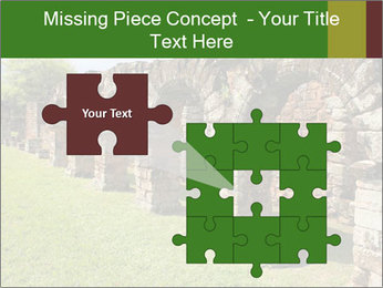 Jesuit mission Ruins PowerPoint Template - Slide 45