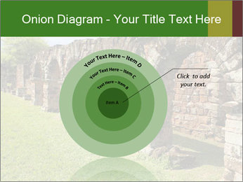 Jesuit mission Ruins PowerPoint Template - Slide 61
