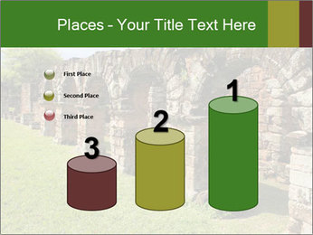 Jesuit mission Ruins PowerPoint Template - Slide 65