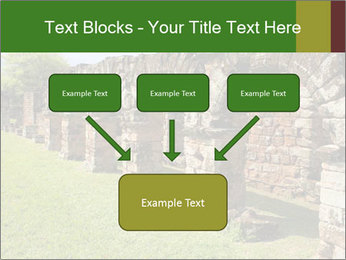 Jesuit mission Ruins PowerPoint Template - Slide 70