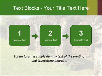 Jesuit mission Ruins PowerPoint Template - Slide 71