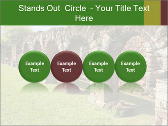 Jesuit mission Ruins PowerPoint Template - Slide 76