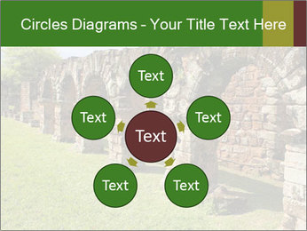 Jesuit mission Ruins PowerPoint Template - Slide 78