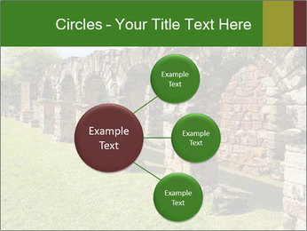 Jesuit mission Ruins PowerPoint Template - Slide 79