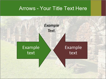 Jesuit mission Ruins PowerPoint Template - Slide 90