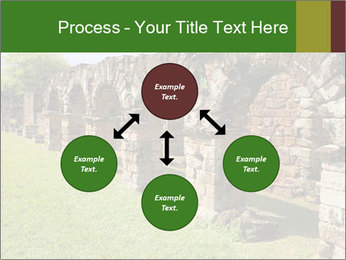 Jesuit mission Ruins PowerPoint Template - Slide 91