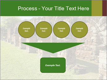 Jesuit mission Ruins PowerPoint Template - Slide 93