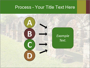 Jesuit mission Ruins PowerPoint Template - Slide 94